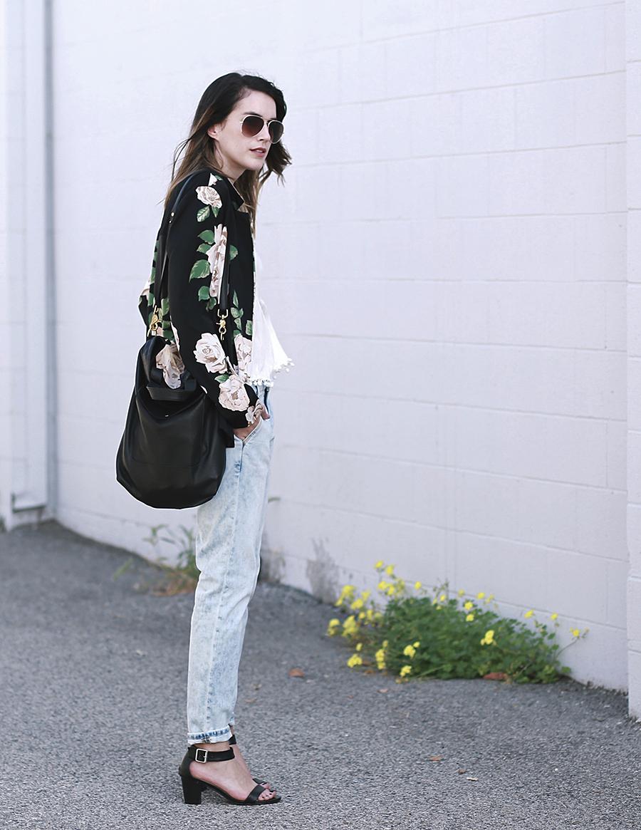 Forever 21 floral blazer 5