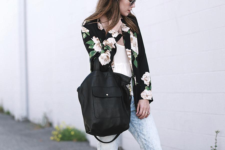 Forever 21 floral blazer 6
