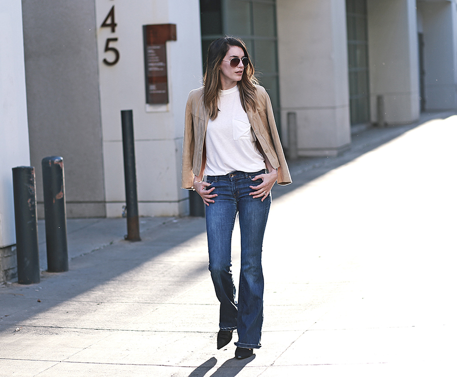 suede jacket denim flares 3
