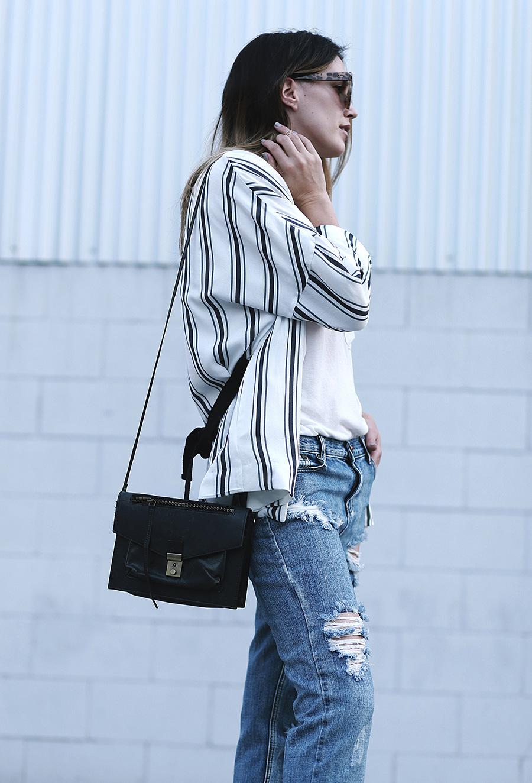 hm blazer missguided black heels asos handbag quay australia sunglasses 2