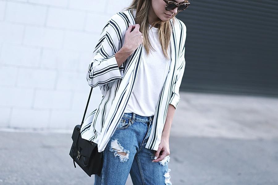 hm blazer missguided black heels asos handbag quay australia sunglasses 3