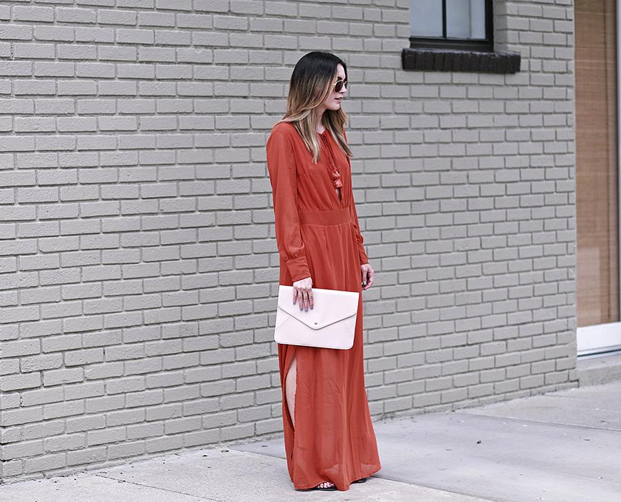 missguided dress heels clutch 4