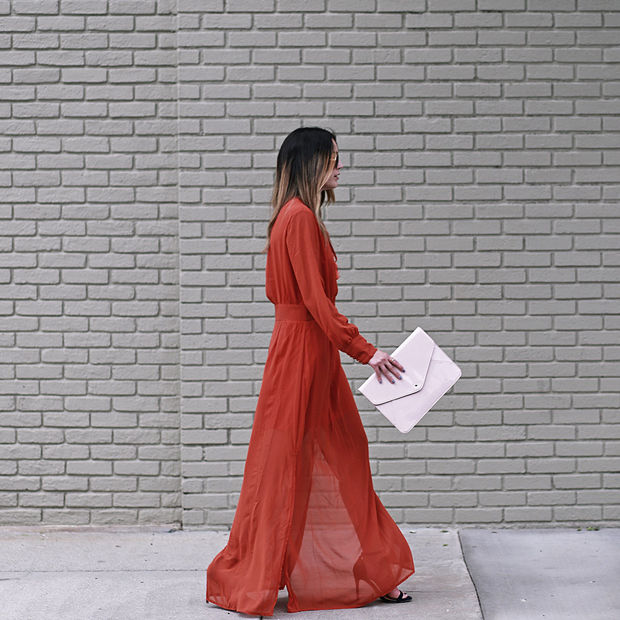 missguided dress heels clutch 6