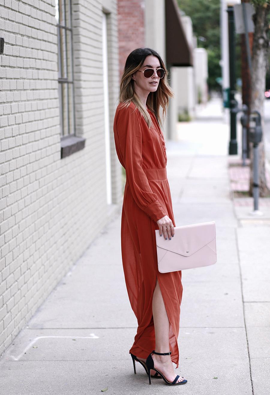 missguided dress heels clutch 8