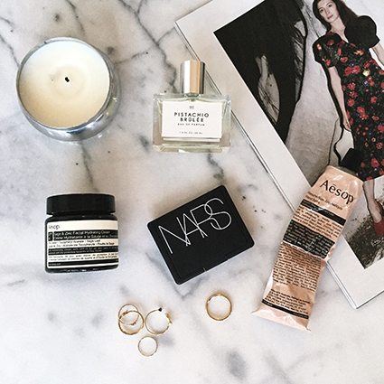 Aesop Skincare Nars Urban Outfitters Fragrance