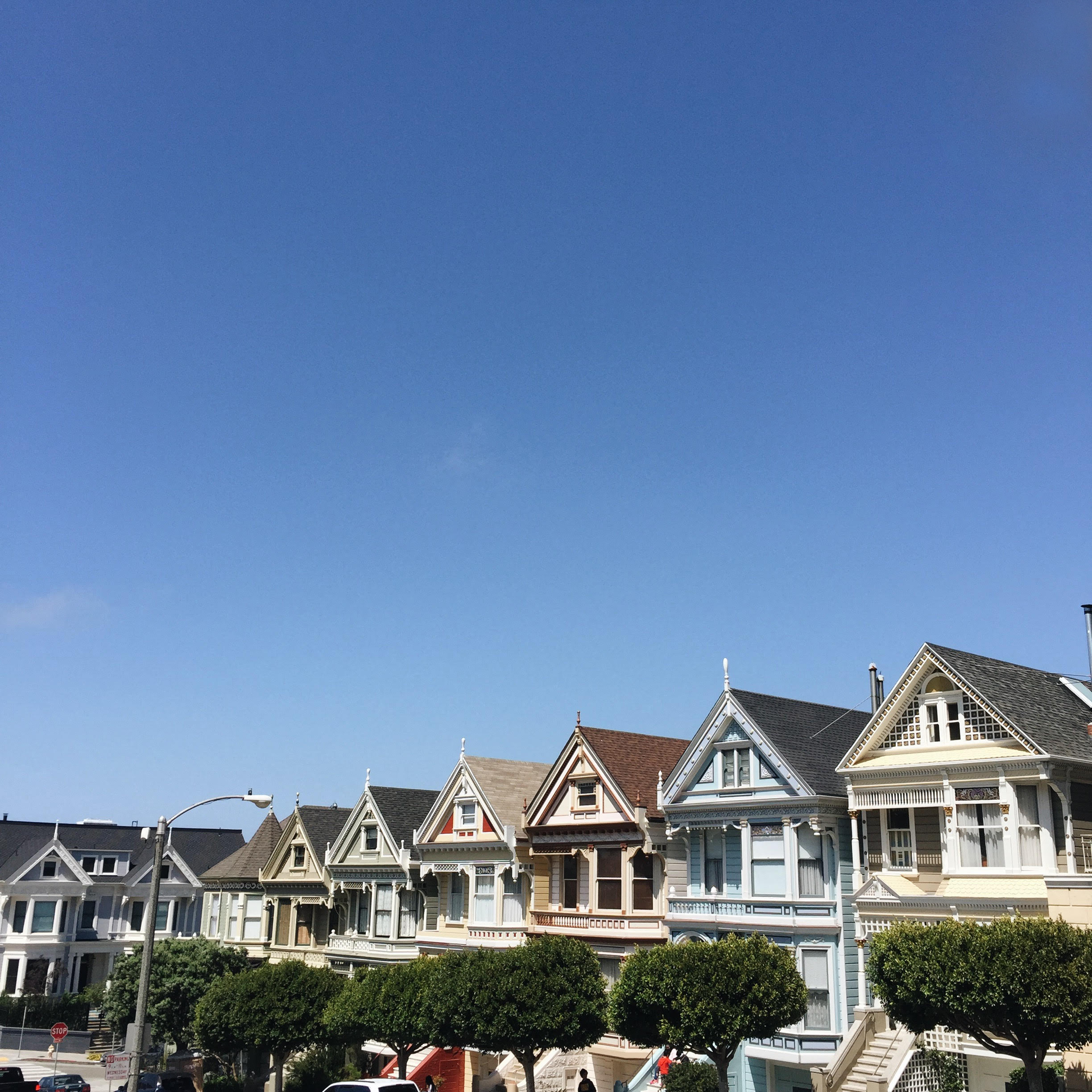 Painted Ladies SF San Francisco