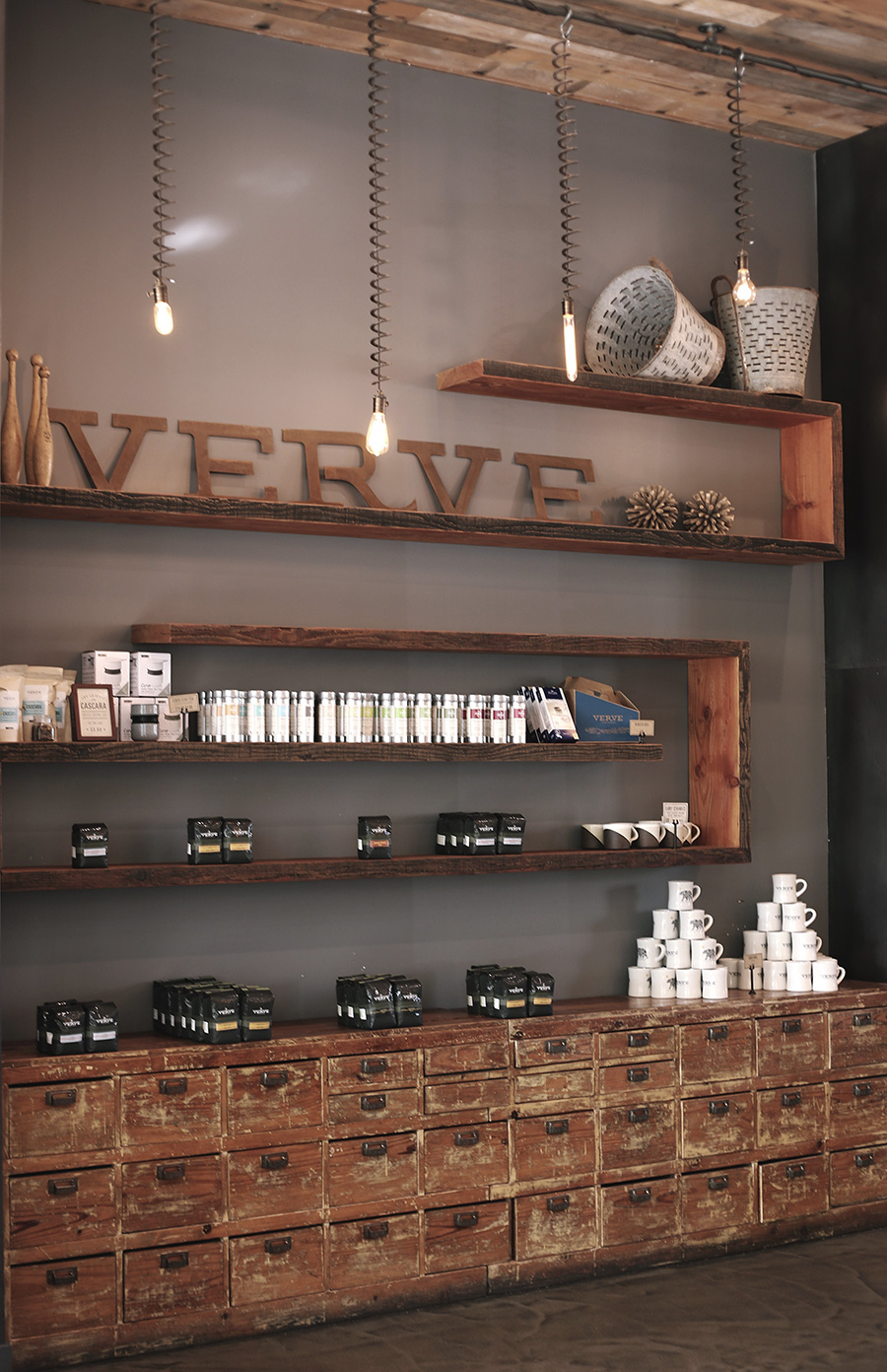 Verve Coffee Roasters Santa Cruz California