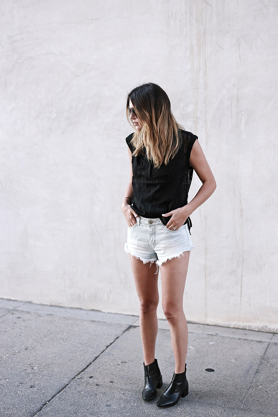 primary new york top forever21 shorts 1