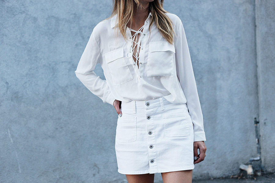 Forever 21 lace up blouse nicholas kirkwood loafers the real real 5