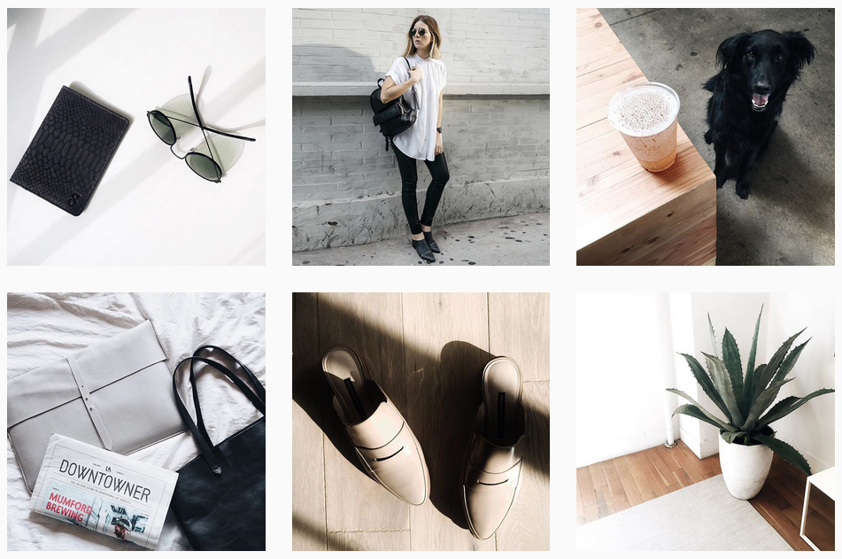 Top 5 Minimalist Fashion Blogger Instagrams Thrifts And