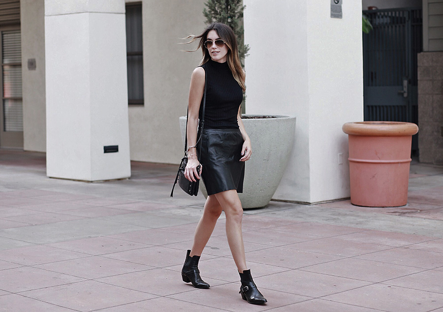Ankle Booties with Silver Buckle Zara Brittany Xavier