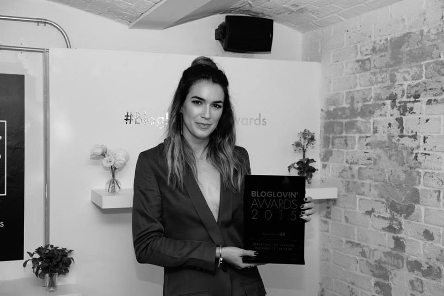 Bloglovin Awards Breakthrough Fashion Blogger of the Year