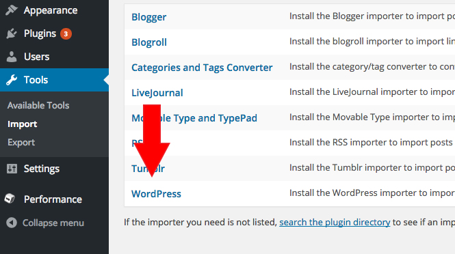 how to move blog from wordpress com to wordpress org