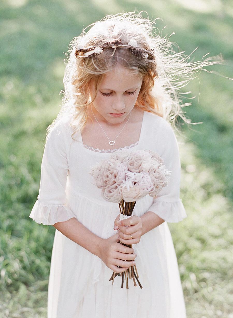 brittanyxavier.com Flower Girl