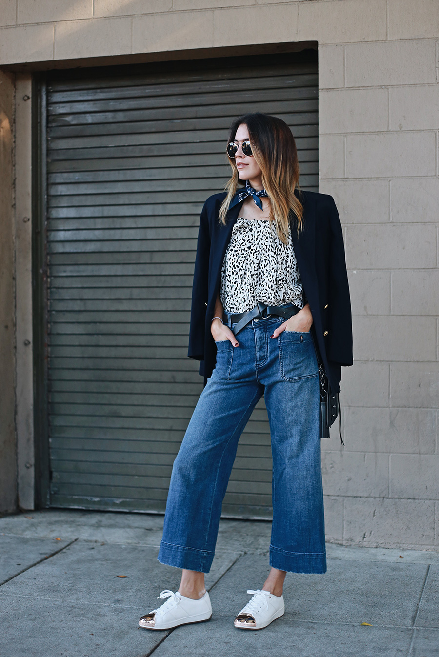 Thrifts and Threads Wide Leg Denim