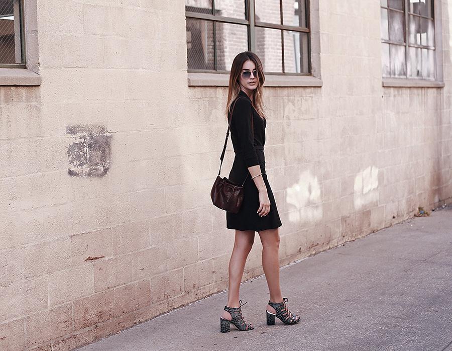 brittanyxavier.com Wine Colored Bag Senso Heels