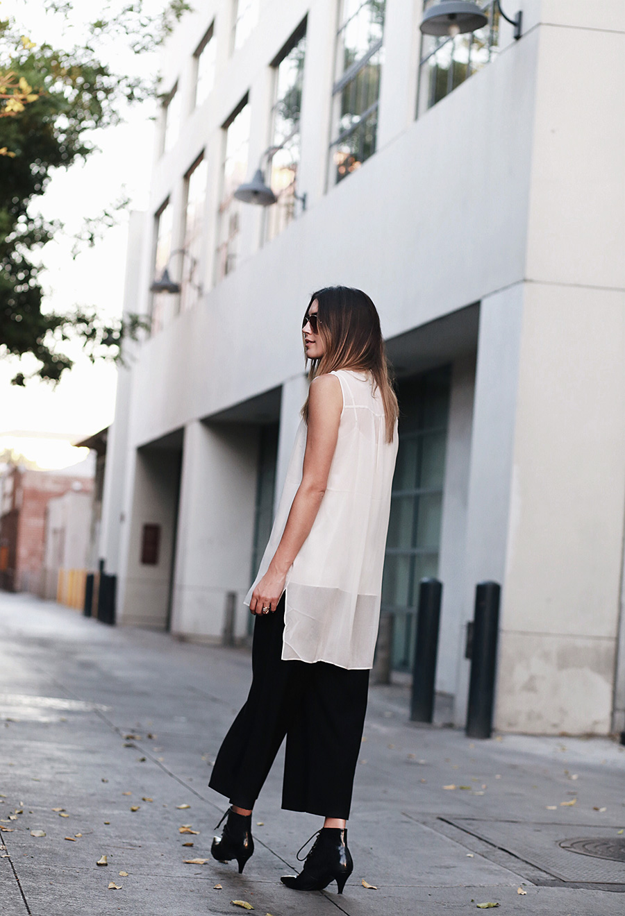 Eileen Fisher Pasadena Style Blogger Fashion Blogger