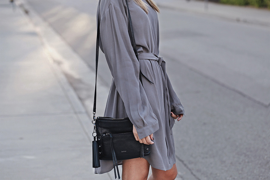 Long Sleeves Fall 2015 Ganni Dress