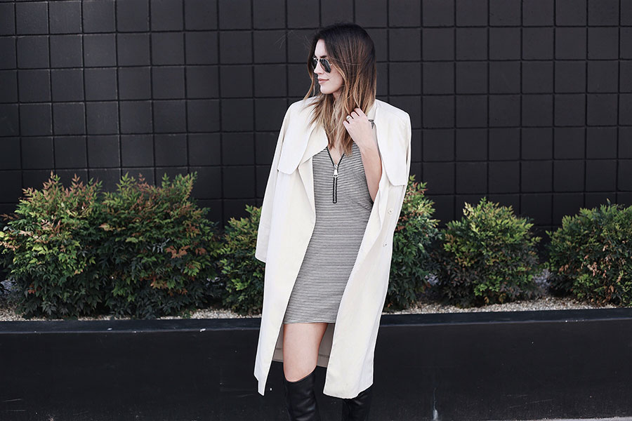 Trenchcoat Fall 2015 Trends