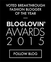 follow bloglovin