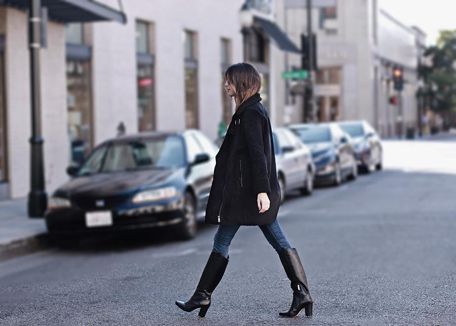 Black Western Boots | brittanyxavier.com