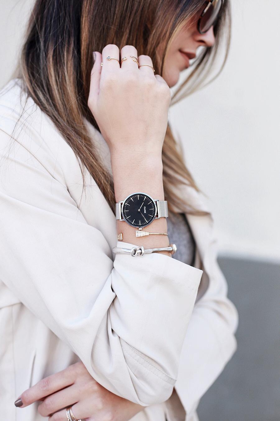 Cluse Watch brittanyxavier.com