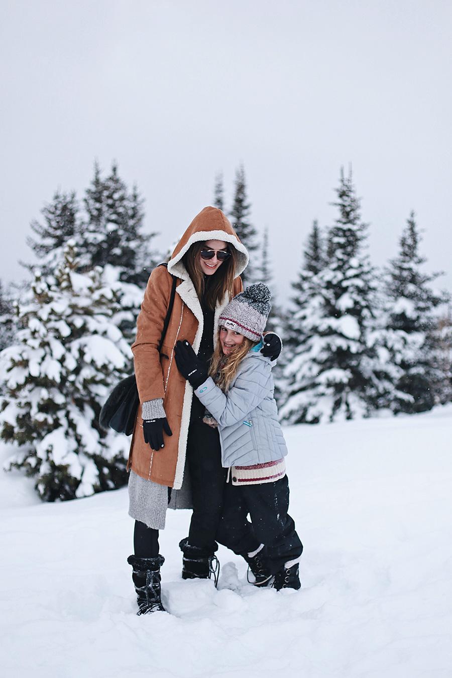 Banff Canada Ski Lift