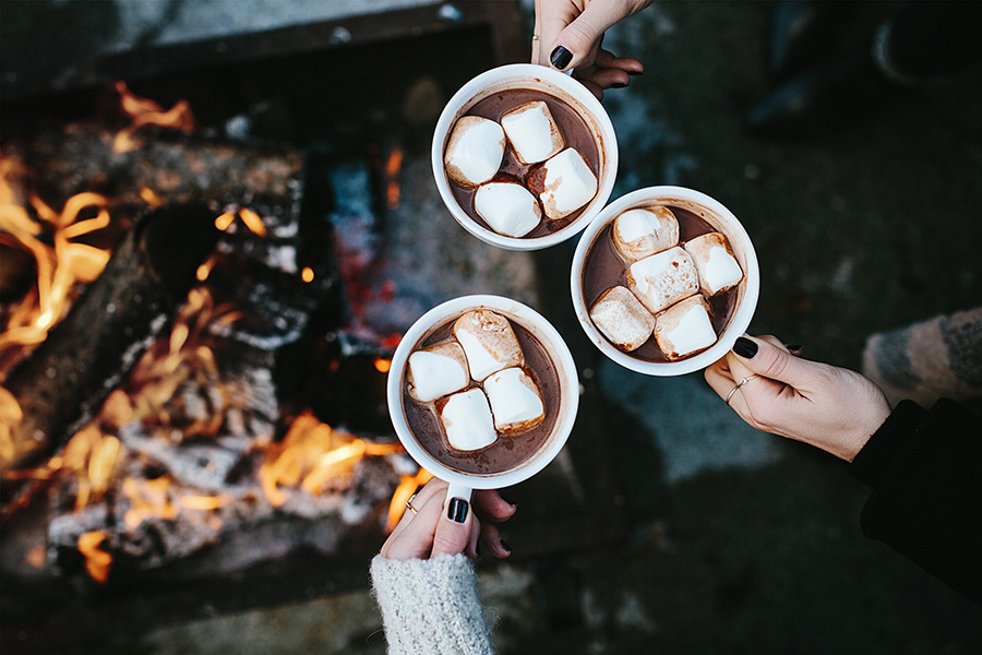 Campfire Hot Cocoa Marshmellows
