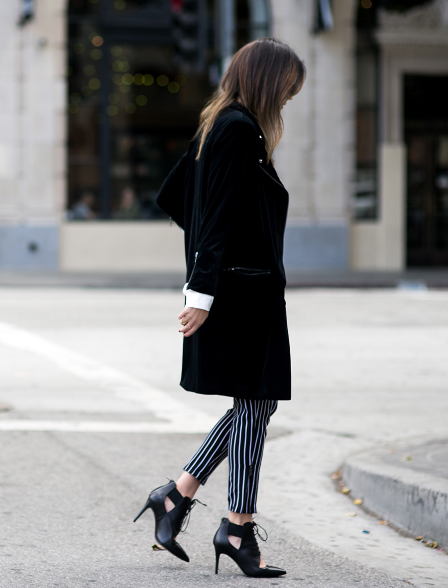 Downtown Los Angeles Fashion Blogger