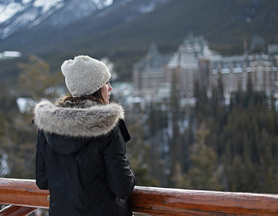 Fairmont Banff Springs Travel Recap