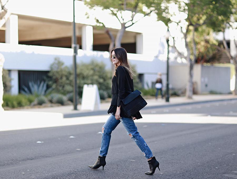 Streetstyle brittanyxavier.com Pasadena California