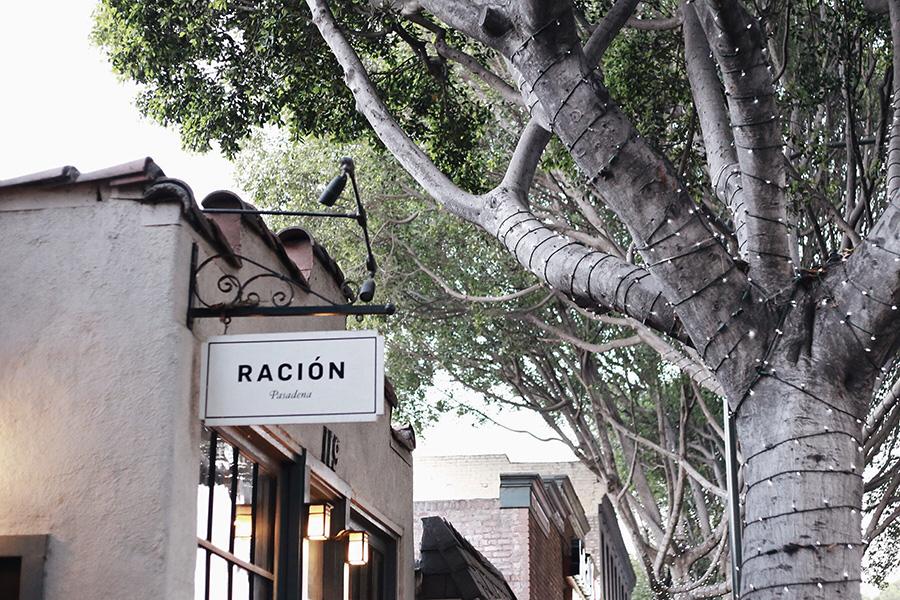 Racion Pasadena