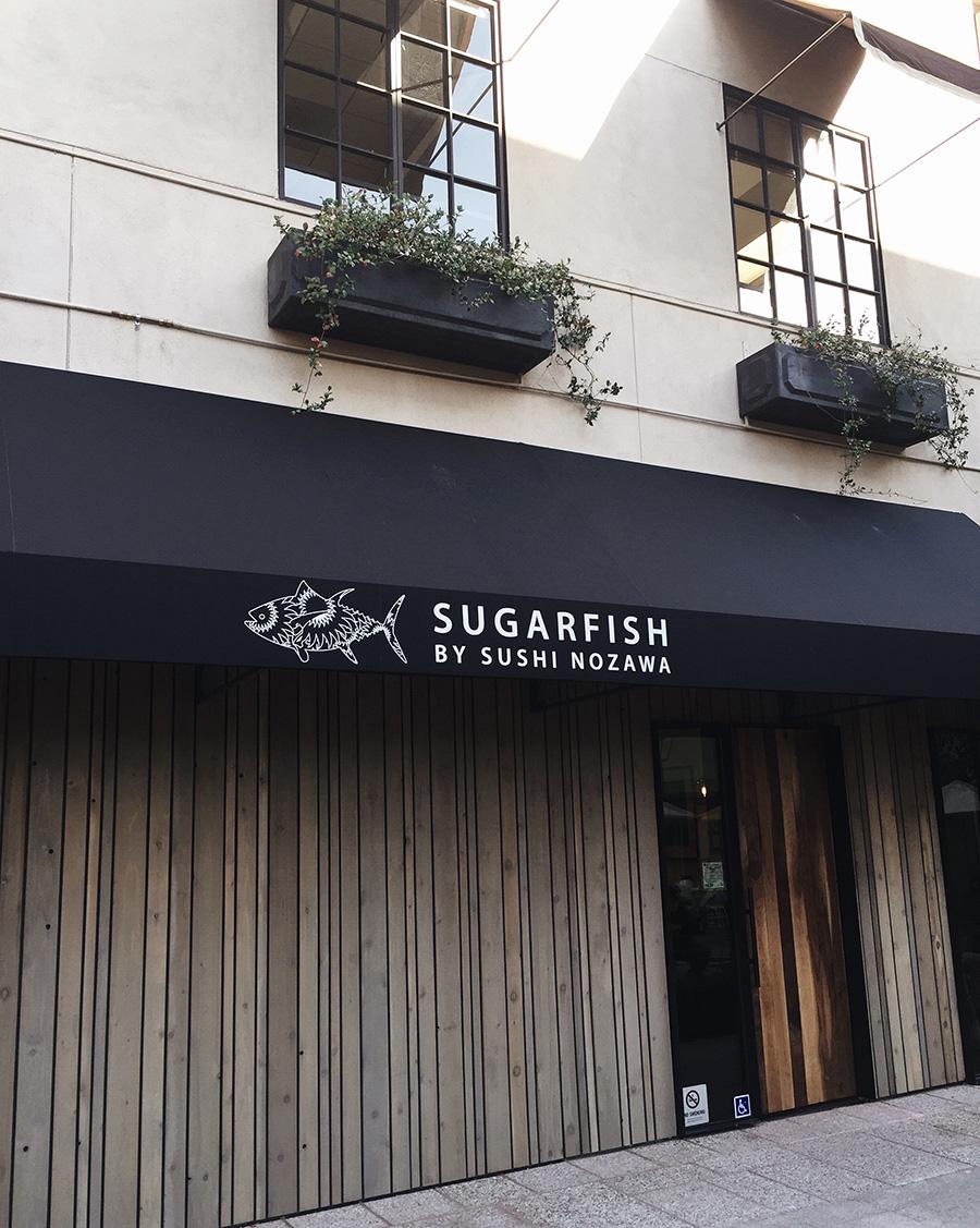 Sugarfish sushi pasadena