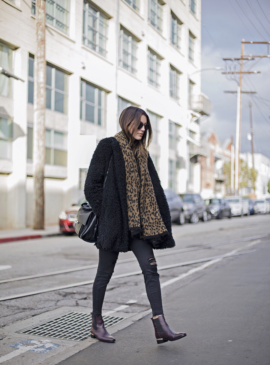 Downtown Los Angeles Style Blogger Brittany Xavier