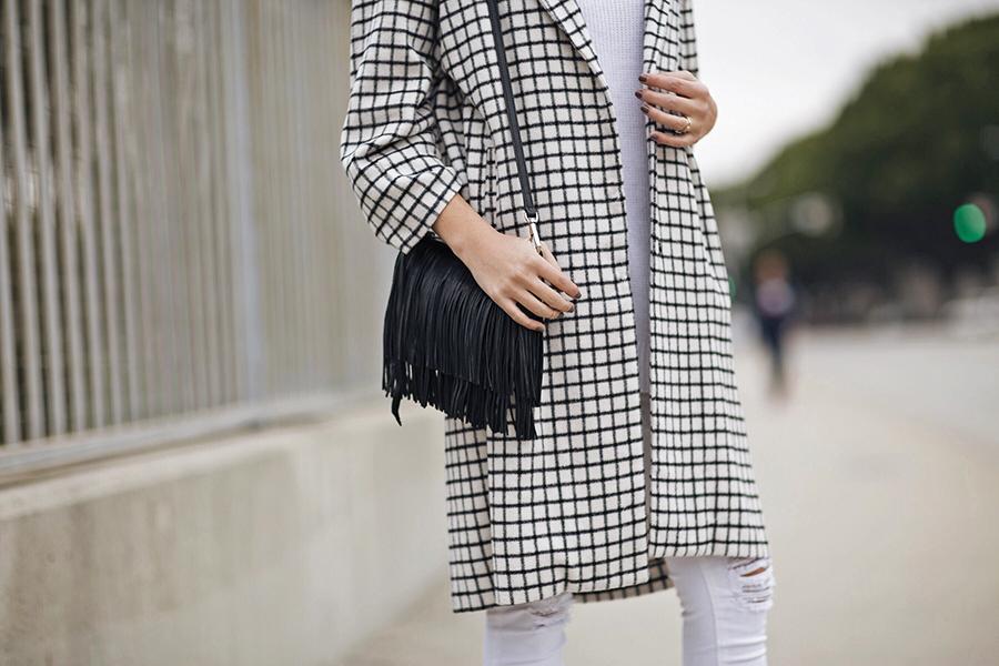 Fringe Crossbody Handbag Blogger