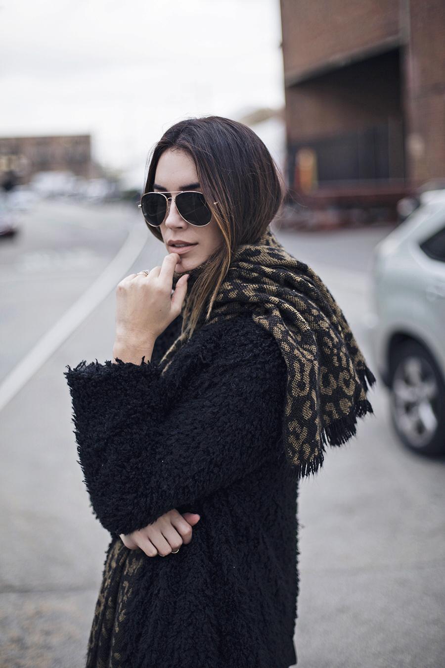 Leopard Blanket Scarf brittanyxavier.com