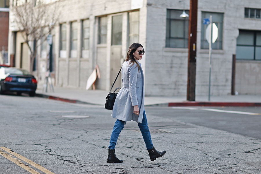 Los Angeles Style Blogger