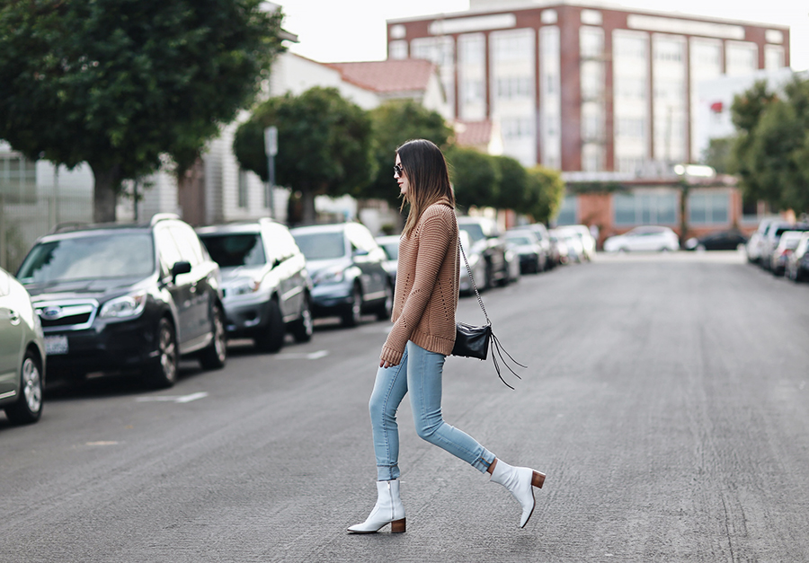 Street Style Los Angeles Fashion Blogger