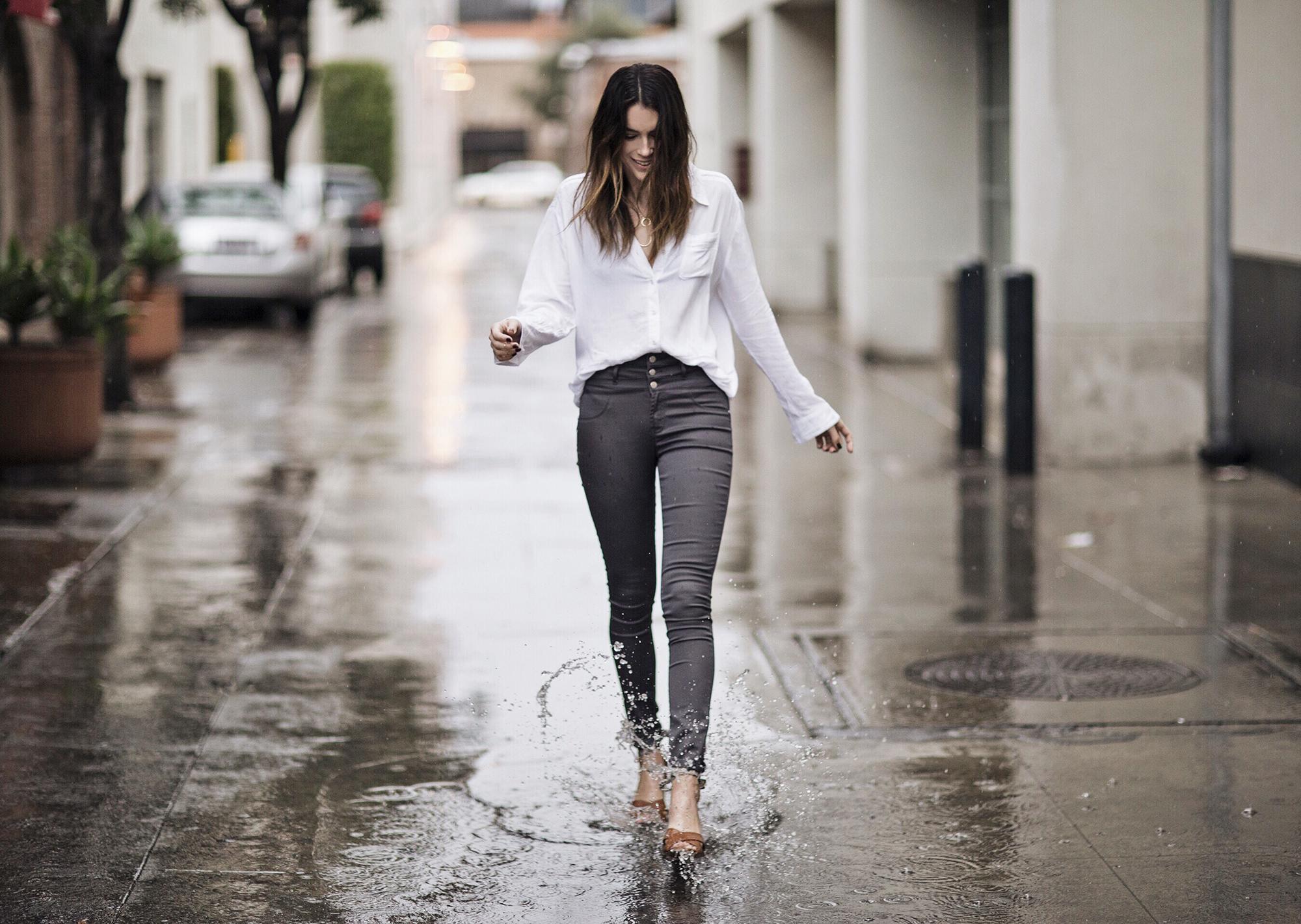 Grey Skinny Jeans brittanyxavier.com