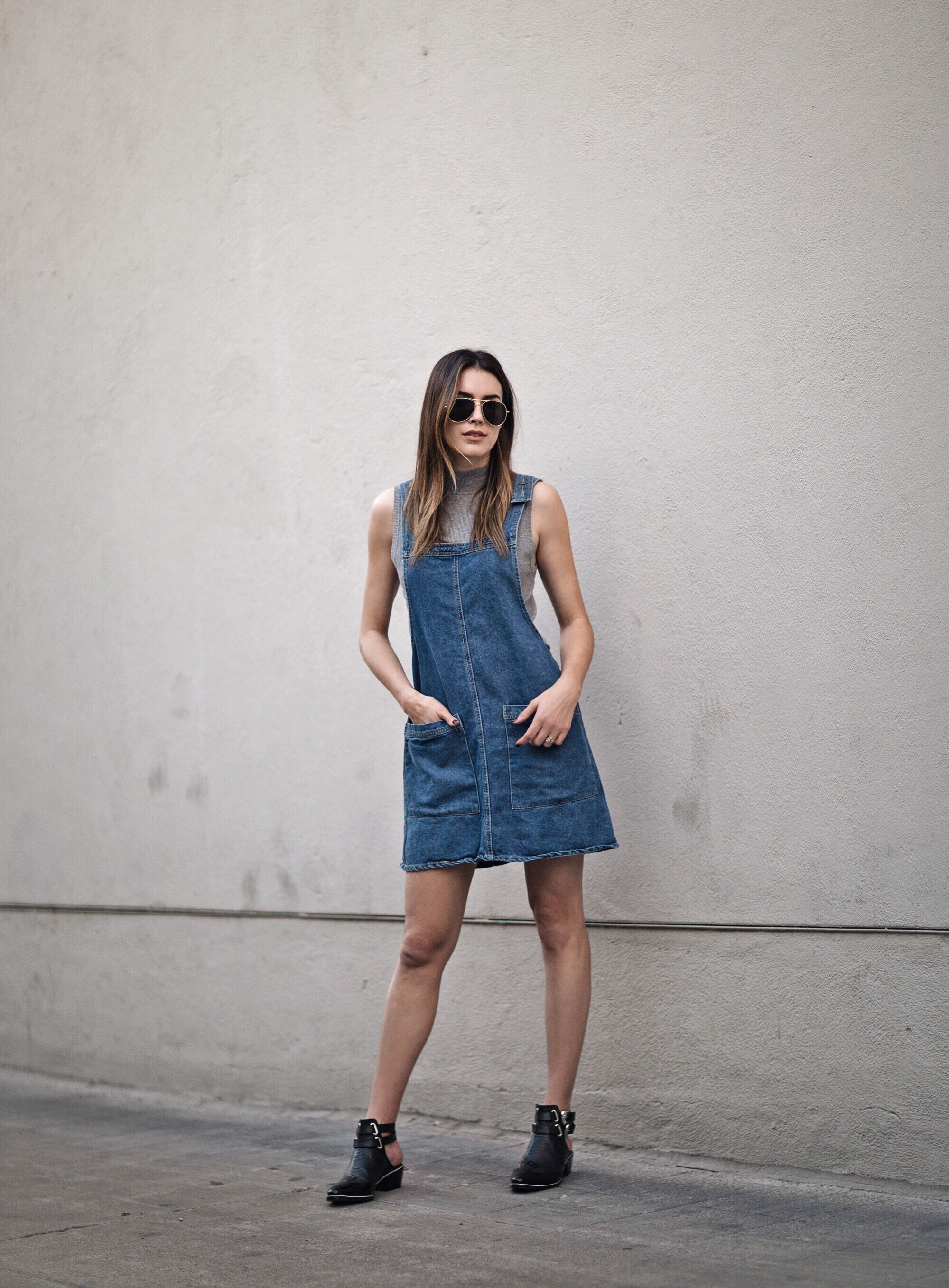 Overall Dress Cotton On