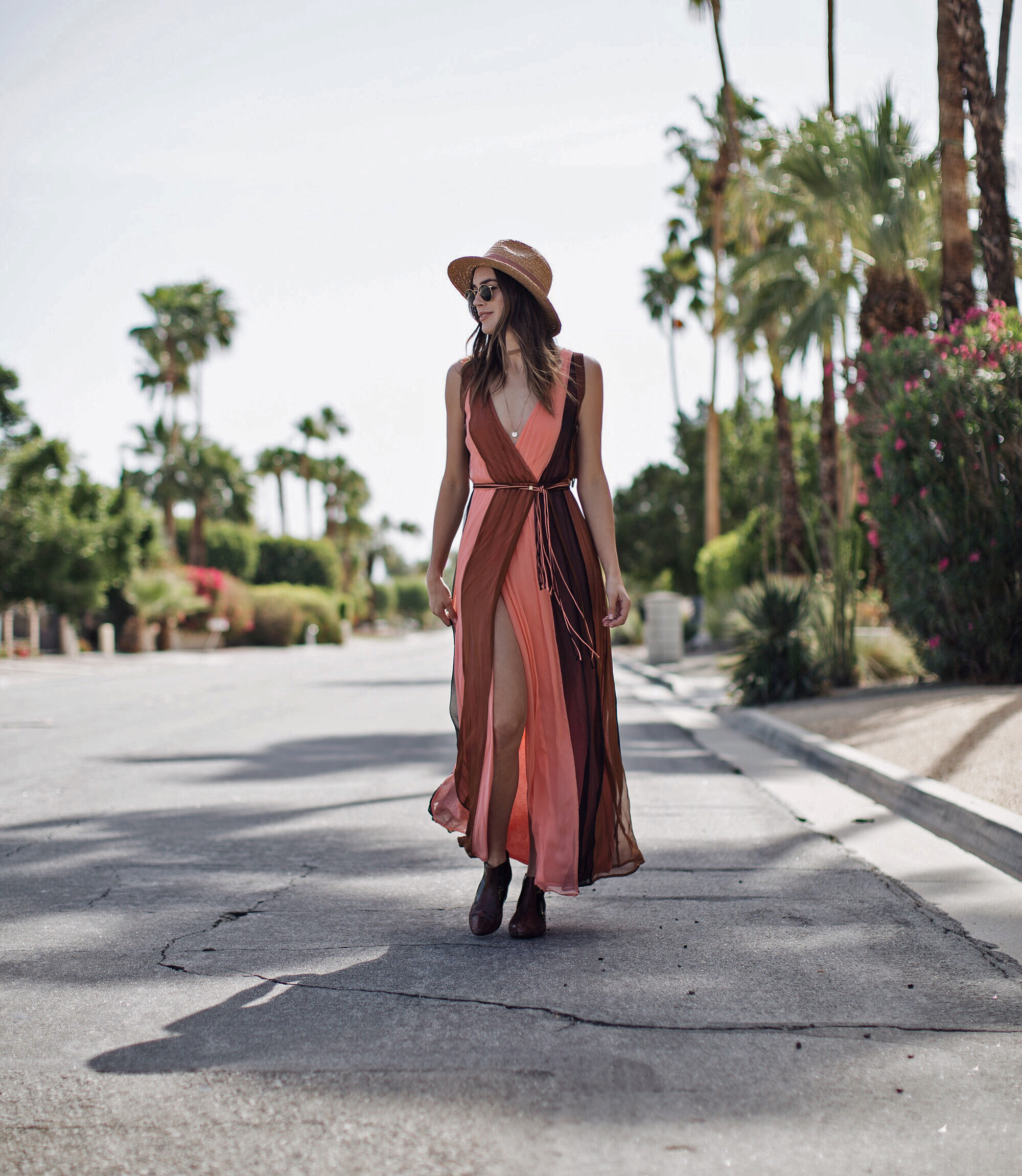 Coachella Weekend 1 Style Blogger Brittany Xavier