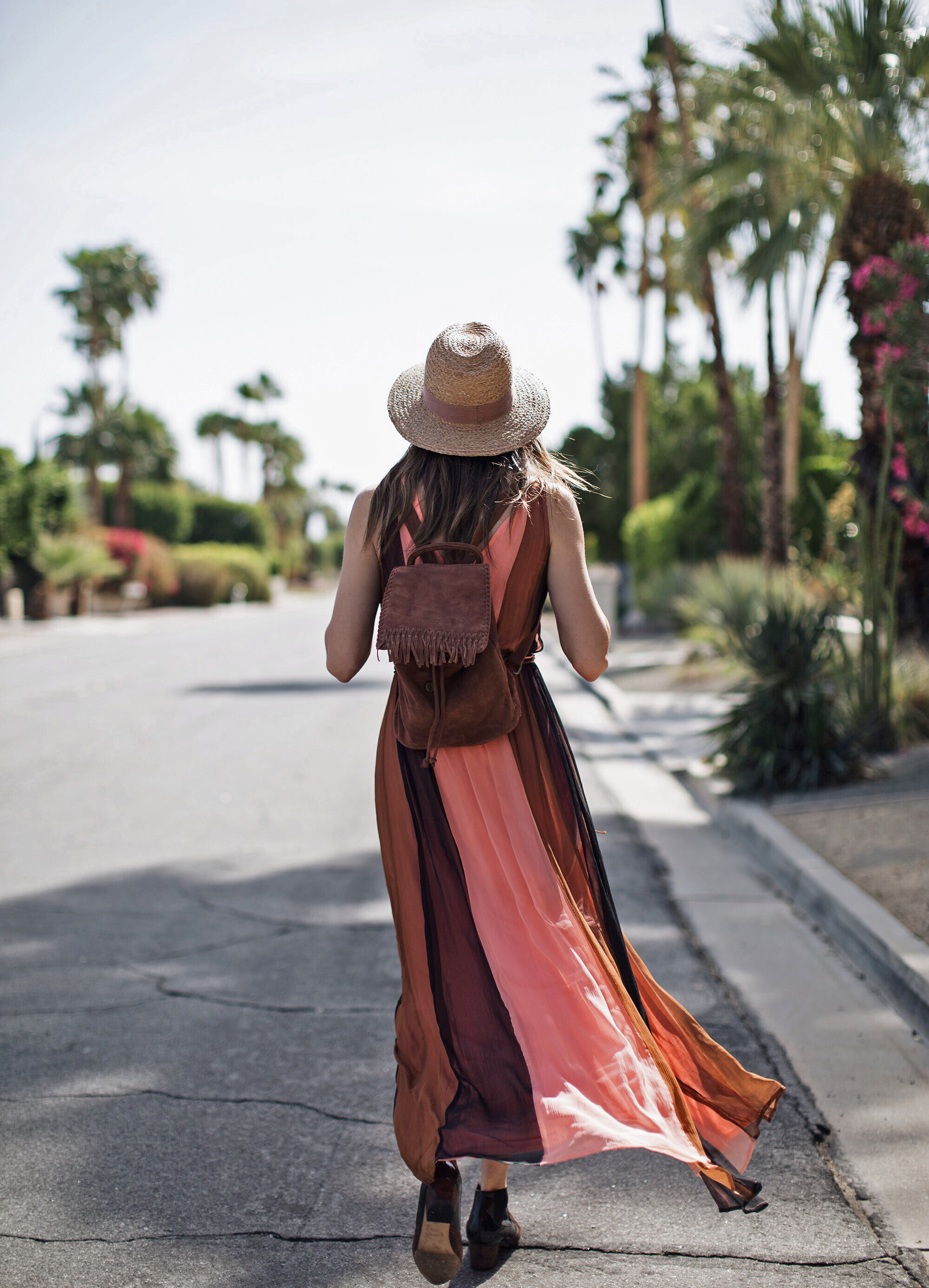 Ella Moss Festival Style Coachella Maxi Dress