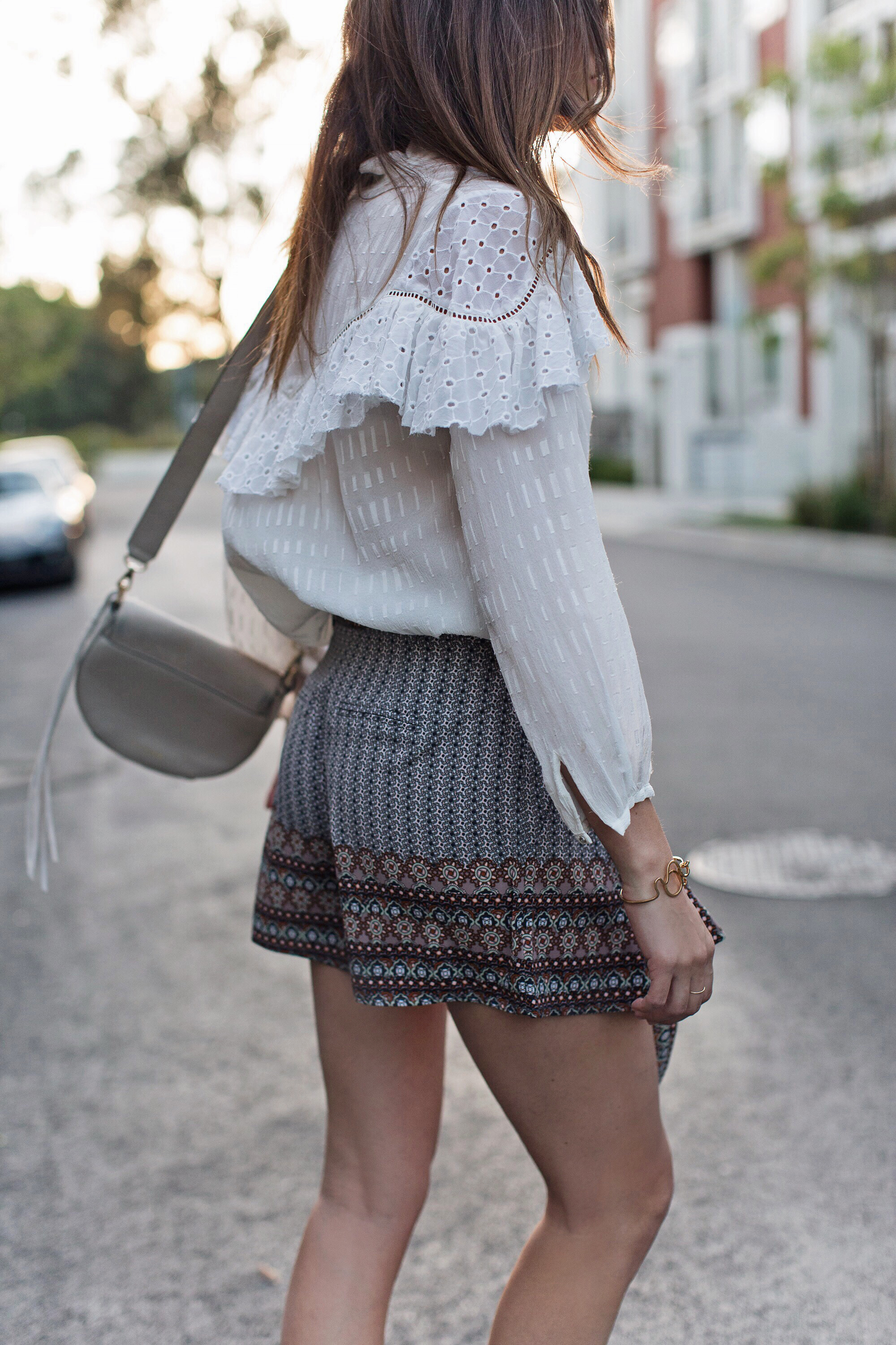 Flowing Summer Shorts