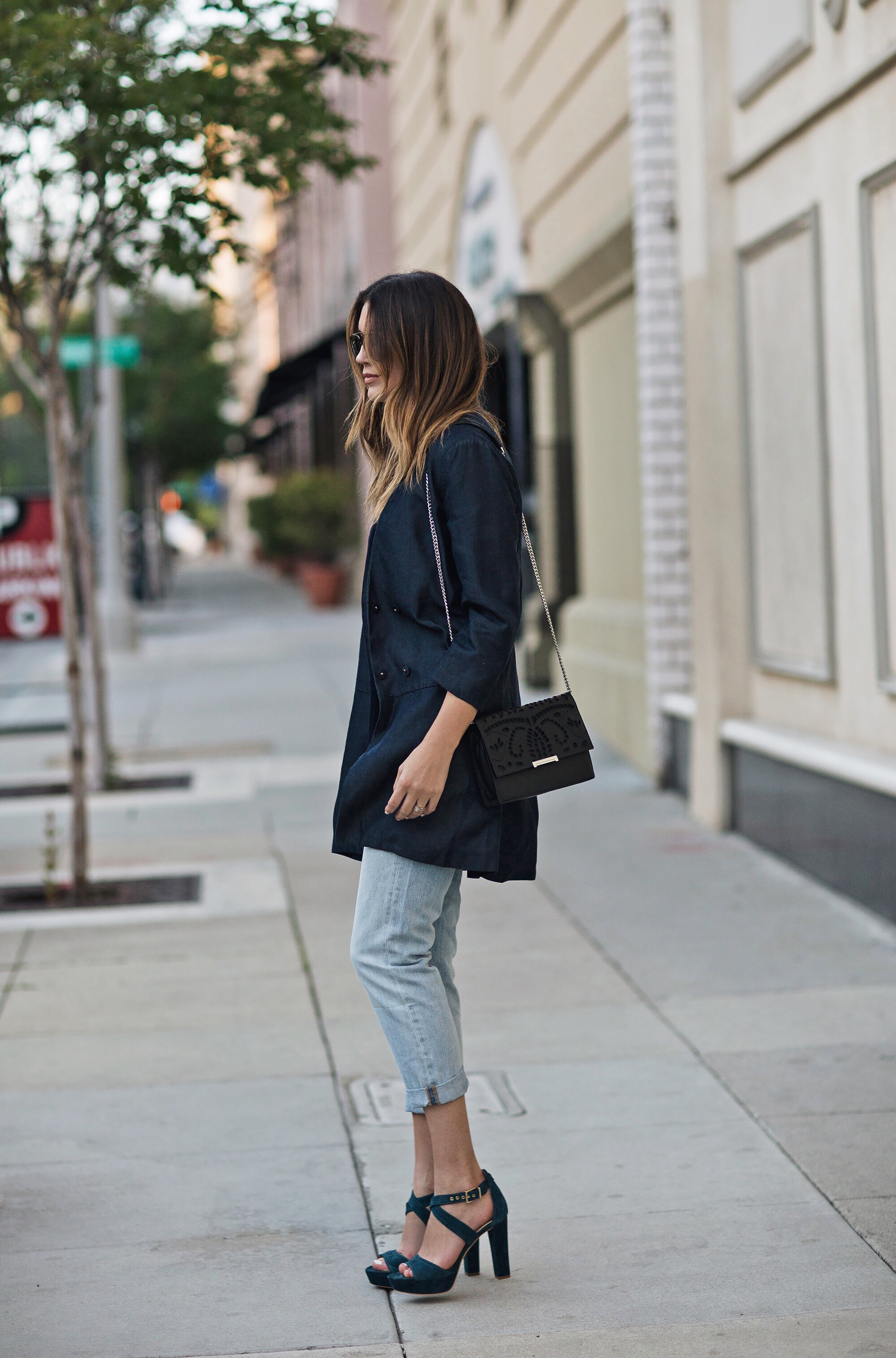 Madewell Mom Jeans