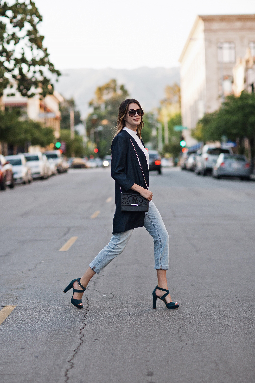 Pasadena Fashion Blogger Brittany Xavier