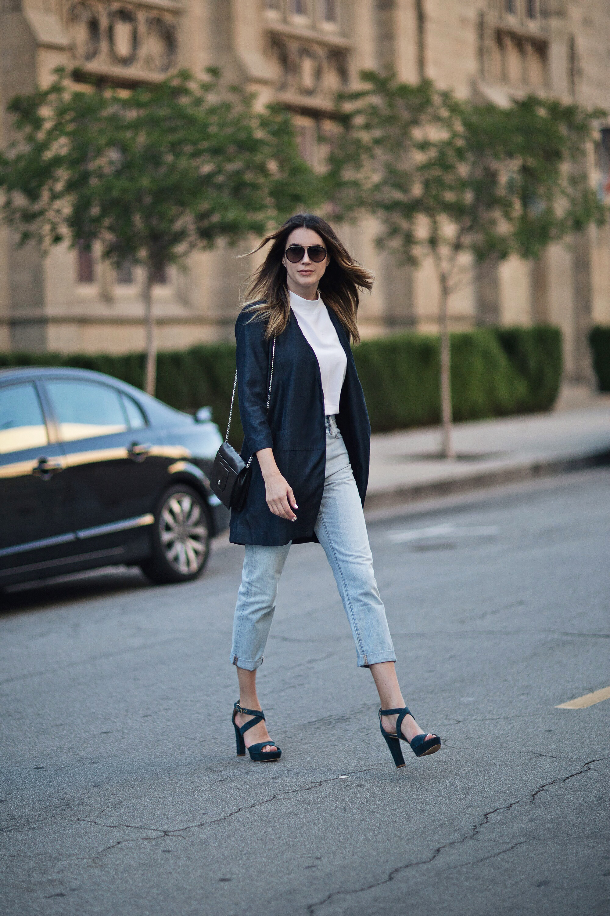 Street Style Blogger Brittany Xavier