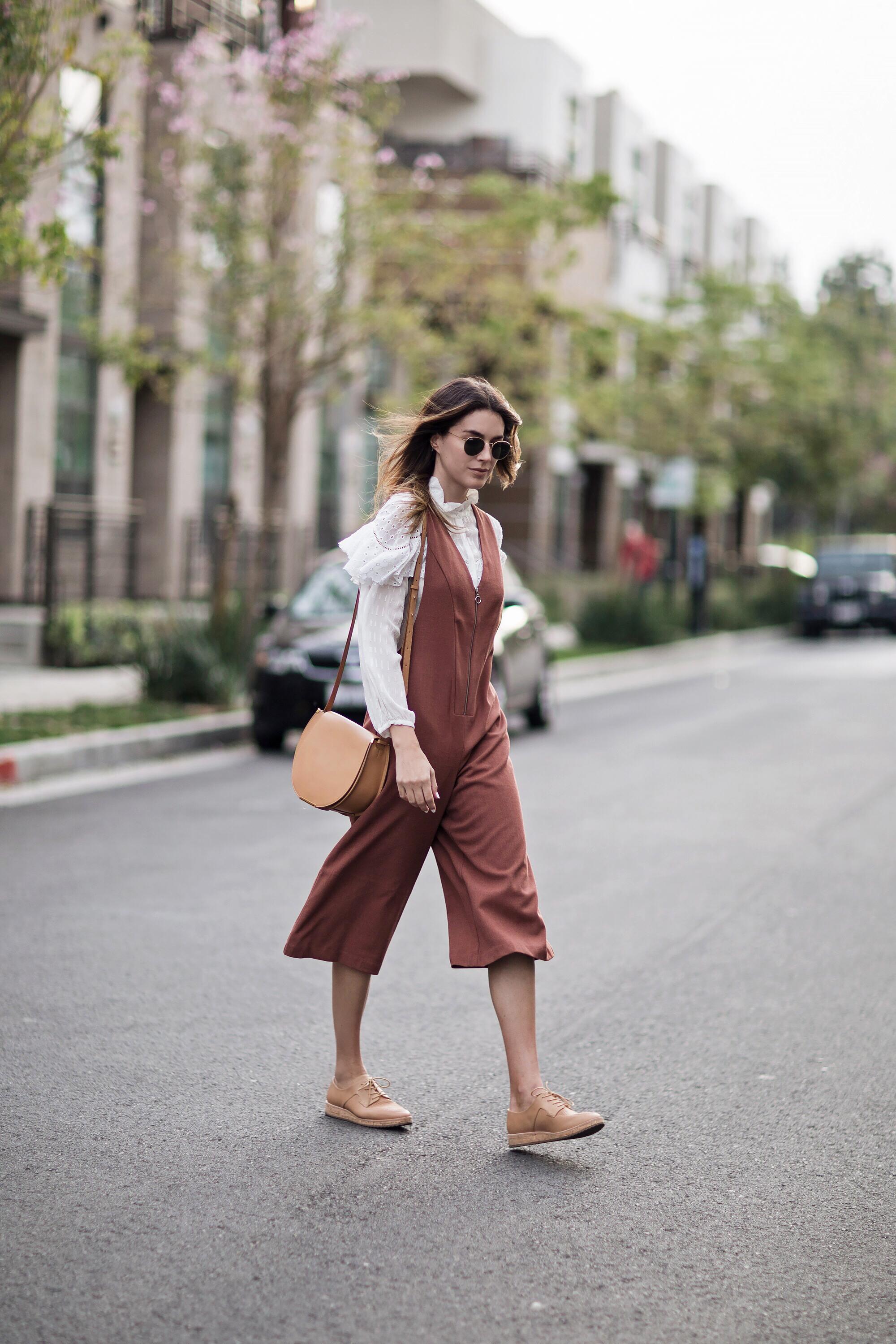 Street Style Los Angeles Blogger