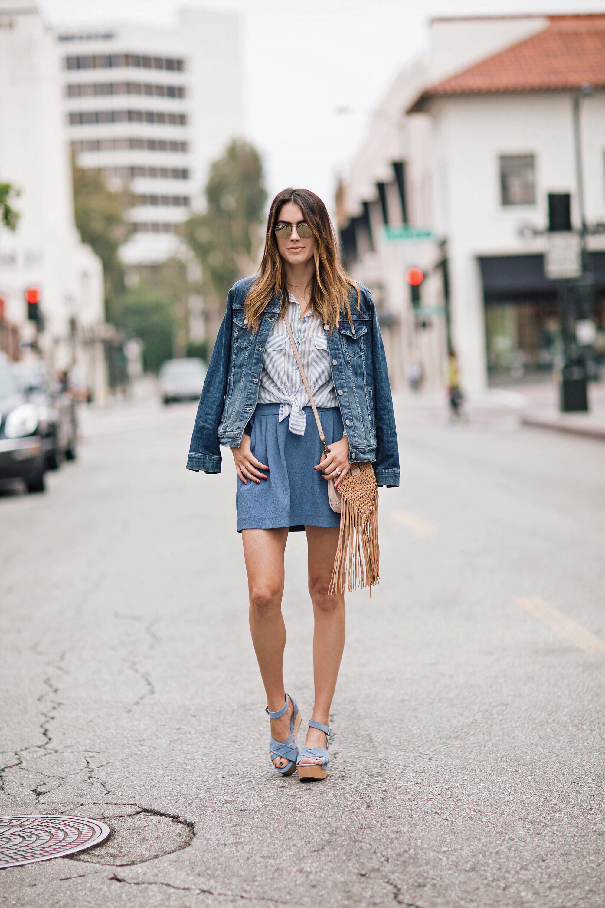 Blogger Street Style Brittany Xavier