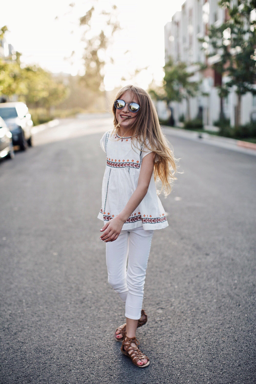 Kid Style Zara Blouse