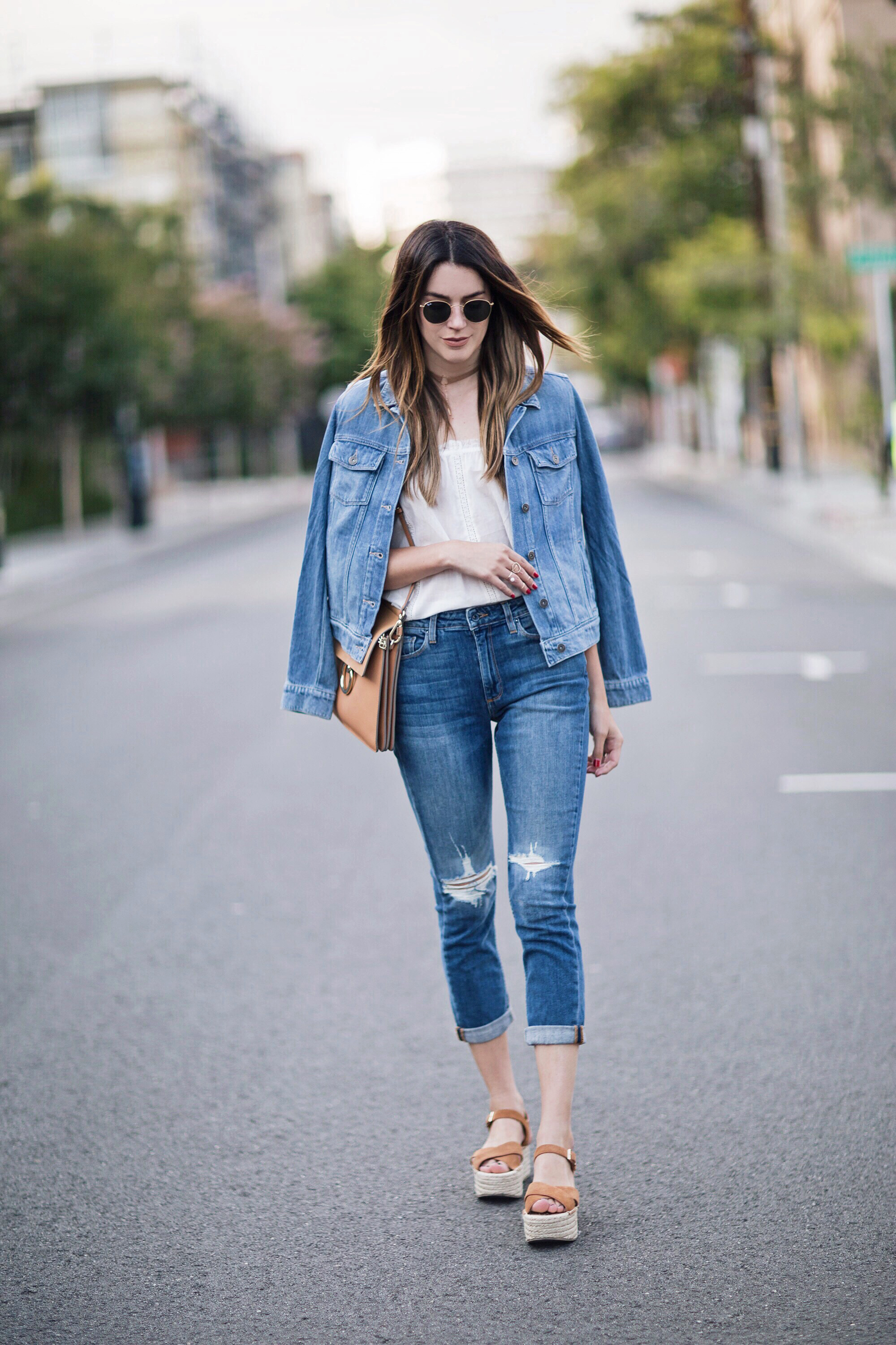 Denim Jacket Paige Denim